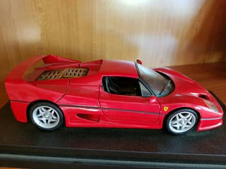 Maqueta de Ferrari