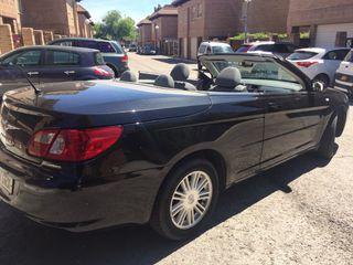 Chrysler Sebring 2009 descapotable