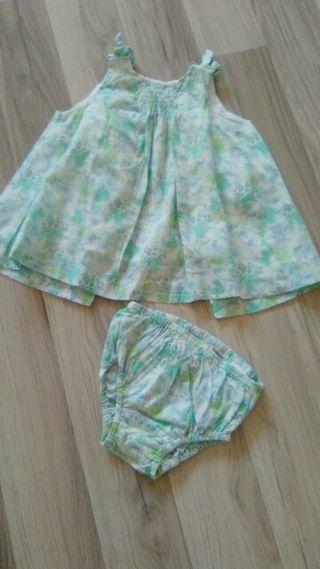 Conjunto Zara mini