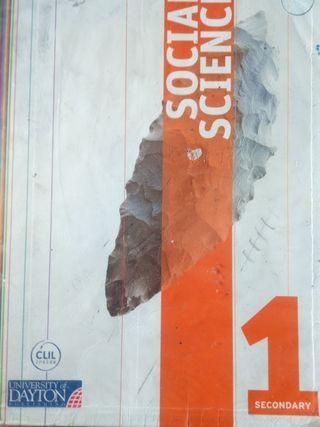 social science 1 eso clil