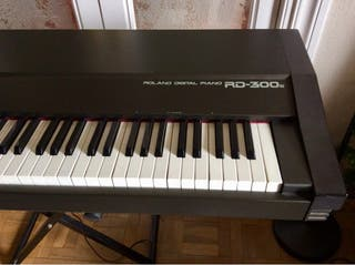 Piano Roland RD 300s + kit profesional
