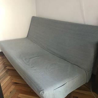 Sof cama de segunda mano por 100 en madrid en wallapop - Sofa cama en madrid ...