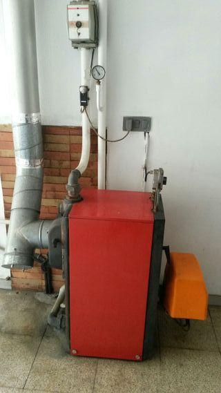 Caldera Gasoil para calefaccion