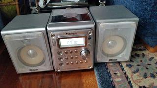 Radio cd música
