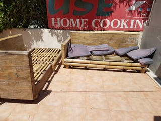 sofas de bambu .50.eur magalug .680366621