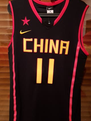 Camiseta Bascket baloncesto China