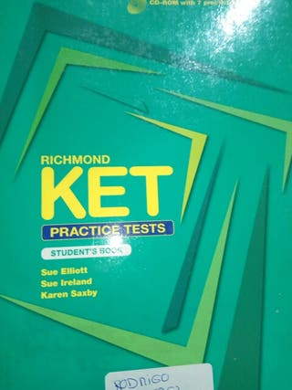 Richmond Ket oractice tests