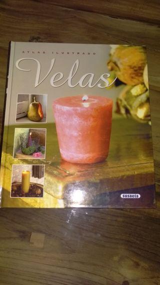 Libro fabricación de velas
