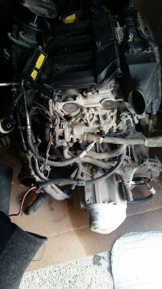 despiece motor renault 2. 16v