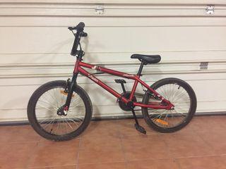 Bicicleta bmx decathlon