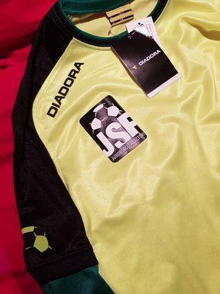 Diadora camiseta entrenamiento futbol