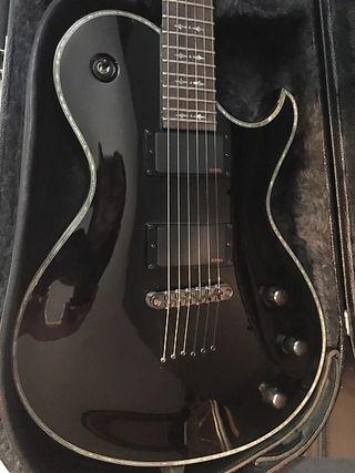 Guitarra SCHECTER HELLRAISER SOLO 6 Korea