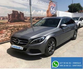 Mercedes Clase C C 300 BlueTEC Hybrid Exclusive Estate 5p.