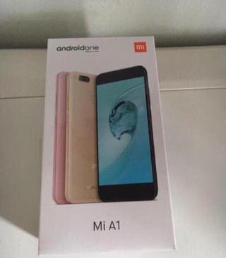 Xiaomi A1 gold 4/64 gb NUEVO SOLO HOY