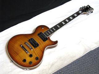 Guitarra eléctrica DEAN TB DLX TAM nueva Korea