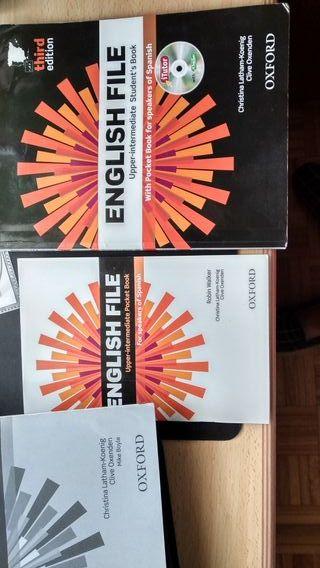 Libro inglés EOI avanzado 1