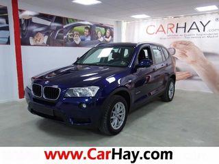 BMW X3 sDrive18d 105kW (143CV)