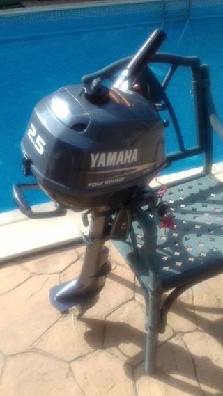 Motor Yamaha 2.5