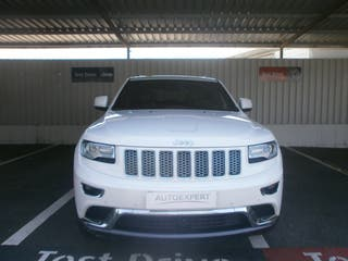 Jeep Grand Cherokee 3.0 V6 Diesel Summit 184kW (250CV) E6