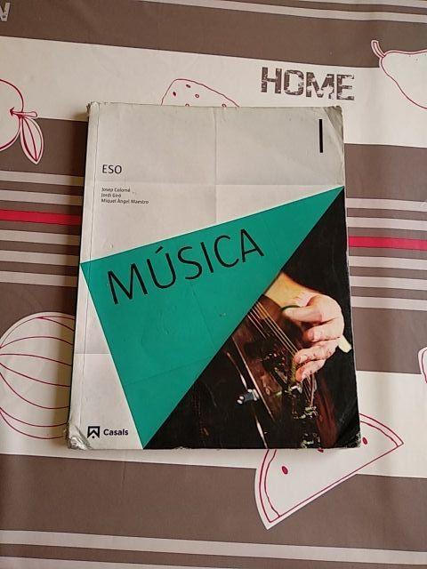 Libro Música 2ESO