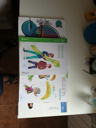Libros 3 primaria bilingue