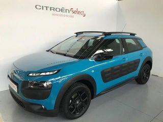Citroen C4 Cactus 2018 82cv Azul