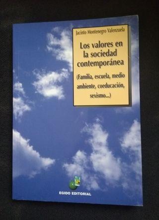 """Libro """"Los valores en la sociedad contemporanea"""""""