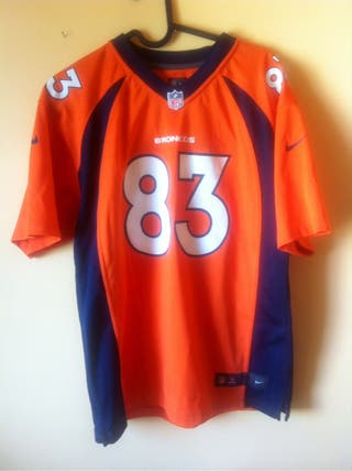 Denver Broncos dorsal Welker oficial