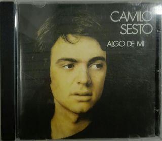 Camilo Sesto- Algo de mi- CD.