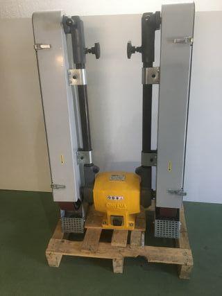 LIJADORA GALA GAR ELECTROMECANICA bb-2 III 2800rpm