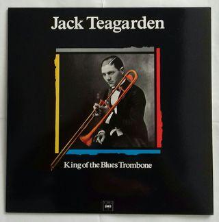 Disco vinilo Jack Teagarden.
