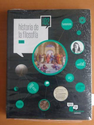 Nuevo. Libro de Historia de la filosofía