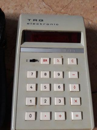 calculadora años 70 electronica