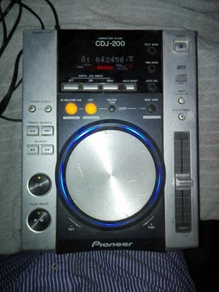 cdj pioneer 200