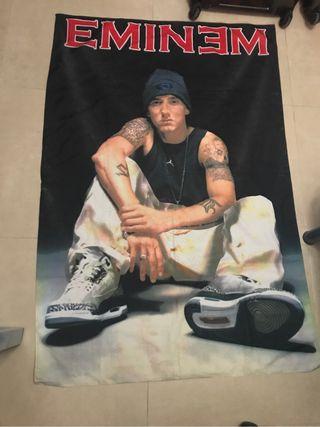 Poster de tela de Eminem