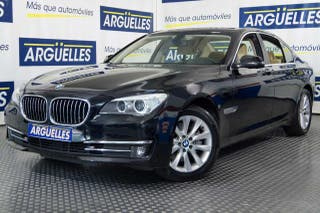BMW Serie 7 Nacional 2014 COMO NUEVO