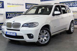 BMW X5 xDrive40d 7plaz PACK M 306cv FULL EQUIPE