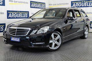 Mercedes Clase E CDI Estate AMG 7plaz Aut