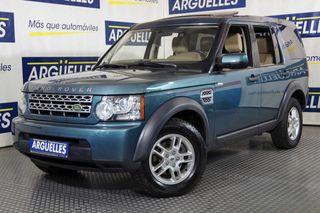 Land-Rover Discovery 4 2.7 TDV6 Muy equipado