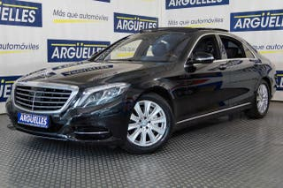 Mercedes Clase S d Largo 4M FULL EQUIPE