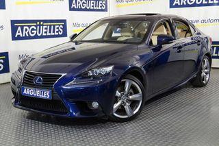 Lexus IS h Luxury Safety TOPE DE GAMA