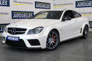 Mercedes Clase C BLACK SERIES Coupe 517cv