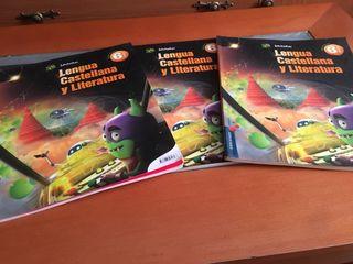 Libros lengua y literatura 6 primaria edelvives