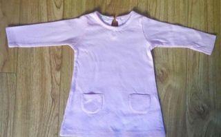 Vestido bebe niña Benetton