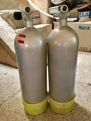 Botellas Buceo 10L 300Bar