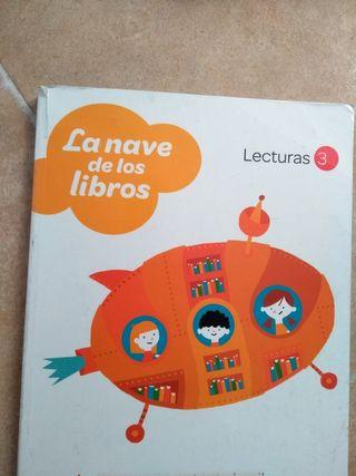 la nave de los libros de 3 de primaria