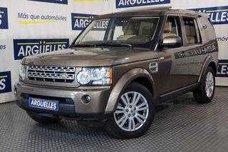 Land-Rover Discovery 4 3.0TDV6 HSE 7plaz. 245cv