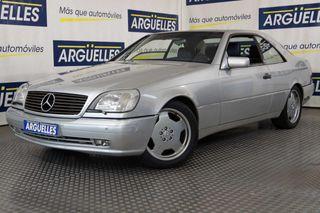 Mercedes CLK Coupé 320cv