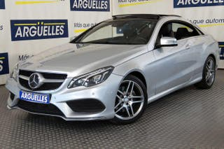 Mercedes Clase E Coupe AMG FULL EQUIPE 9G-Tronic Bluetec
