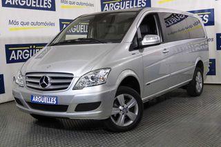 Mercedes Viano 2.2CDI 4Matic Aut Larga 8plaz Ambiente